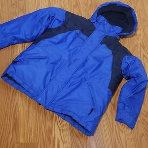Columbia jacket by Talbots kids 10/12lg